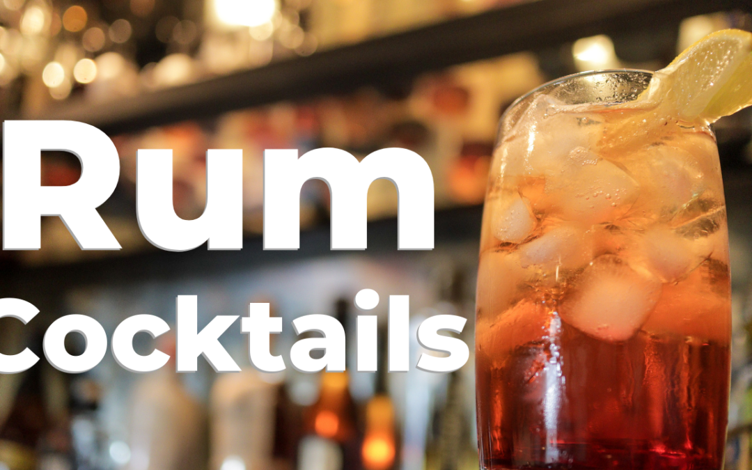 How To Make Rum Cocktails – Skillshare Course