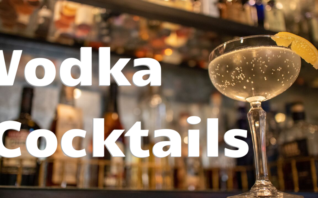 How To Make Vodka Cocktails – Skillshare Course