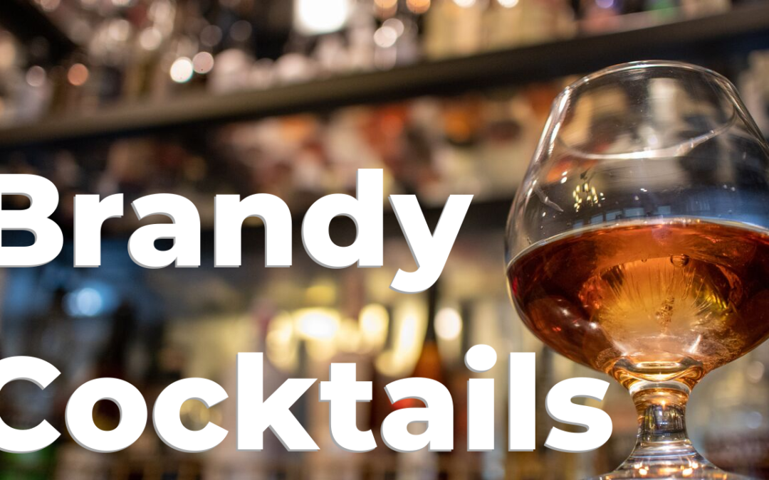 How To Make Brandy Cocktails -Skillshare Course